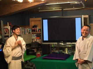 電撃座通信 瀧川鯉津&春風亭昇羊「コイツDEショーYO!! #5」20170322